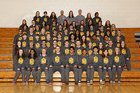 GHS Swim and Dive Team 2013/2014