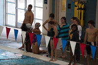 Swim and Dive Meet #1